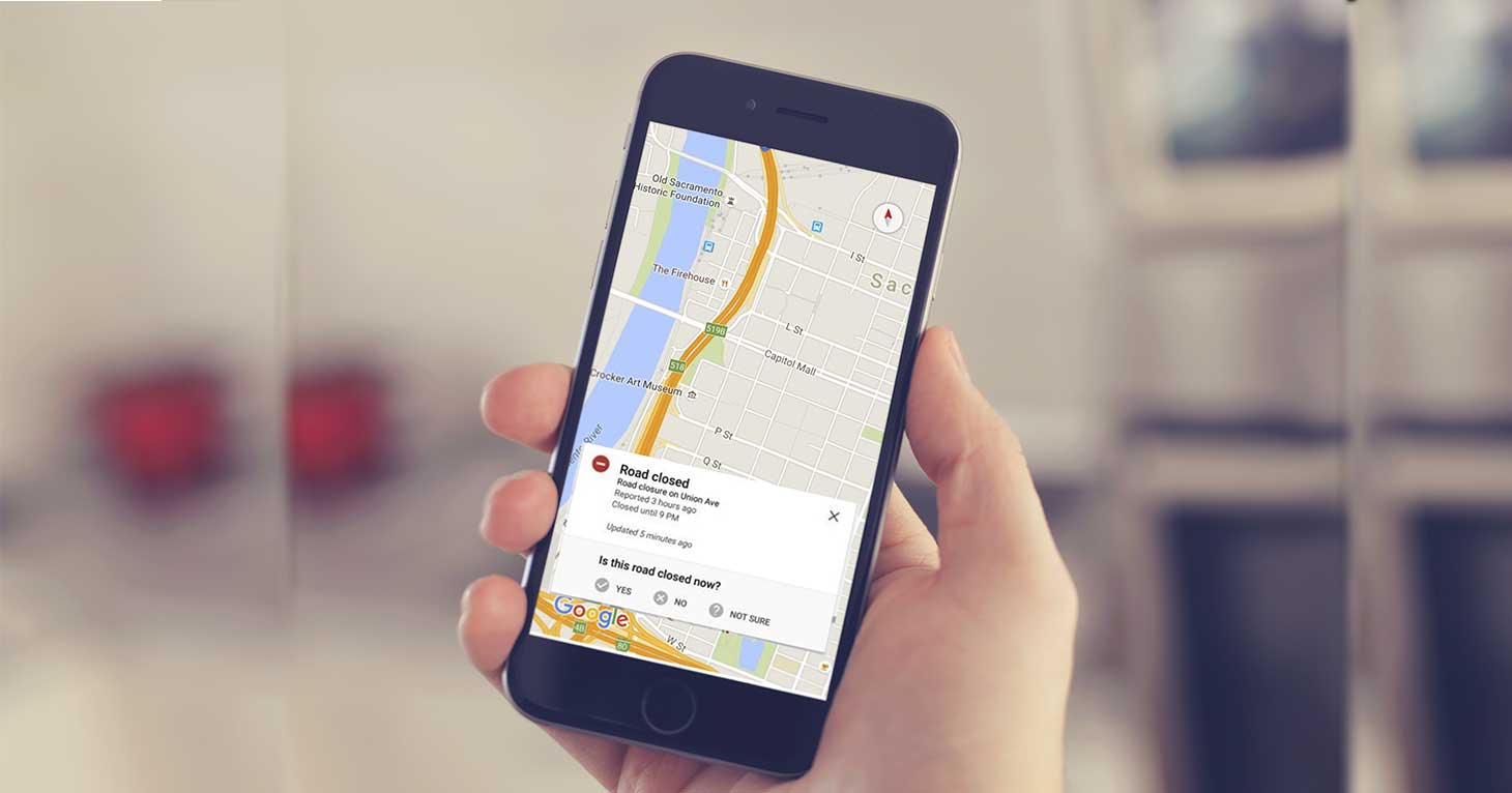 Google Maps Is About To Get Waze's Best Feature – Incident Reporting