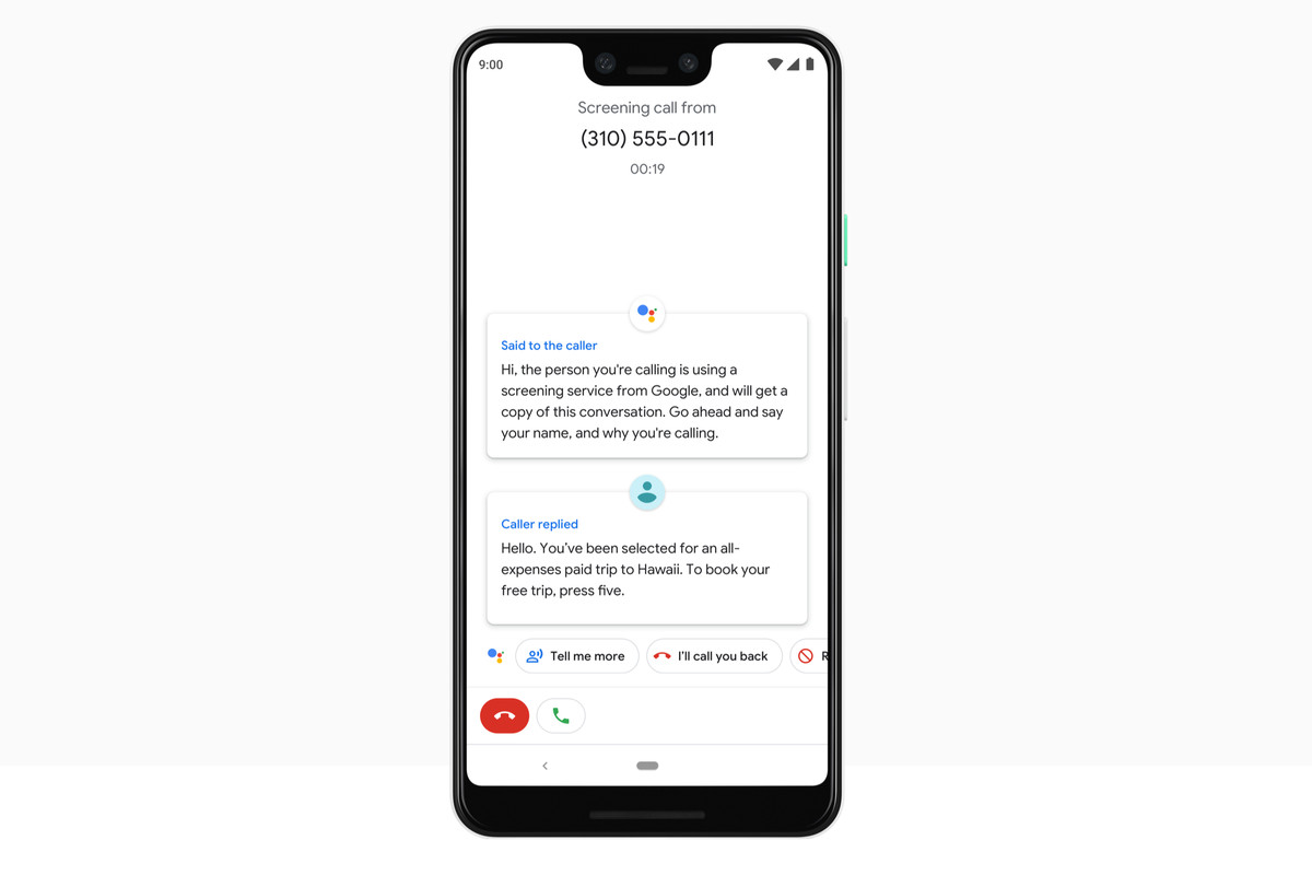 Wanna block spam calls? Here comes Google Pixel 3 with its exciting new feature!